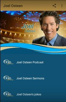 Joel osteen daily devotions poster