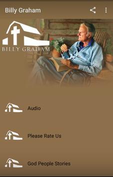 Billy Graham Sermons gönderen