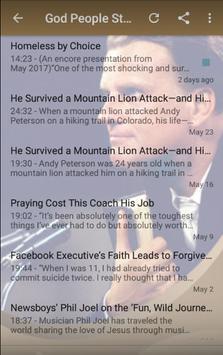 Billy Graham Sermons Ekran Görüntüsü 2