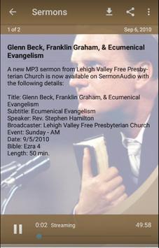Billy Graham Sermons Ekran Görüntüsü 5