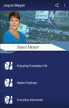 Joyce Meyer Devotional poster