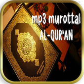 Mp3 Murottal Al-Qur'an Lengkap Offline icon