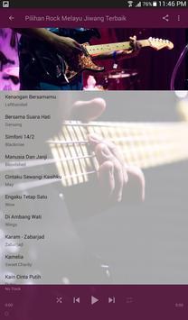 Koleksi Rock Melayu screenshot 3