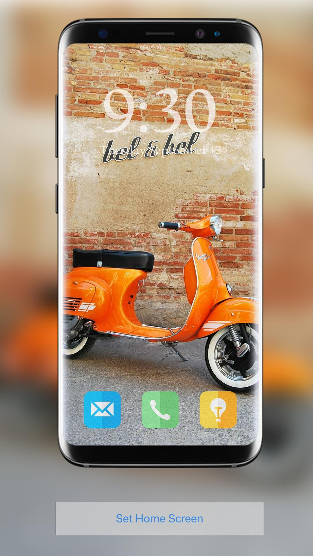 Vespa Wallpaper Hd Classic For Android Apk Download