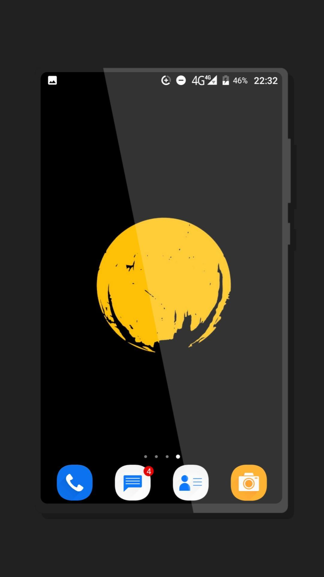 Black Yellow Wallpapers For Android Apk Download