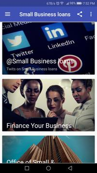 Small Business Loans screenshot 2