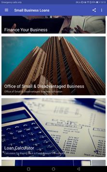 Small Business Loans screenshot 7