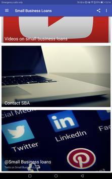 Small Business Loans screenshot 9