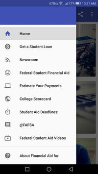 Financial Aid for Students poster