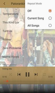 Patoranking Songs poster