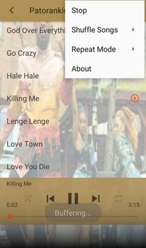 Patoranking Songs screenshot 2