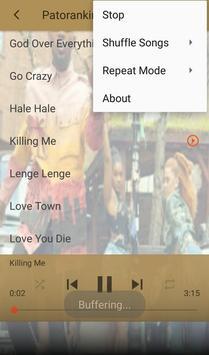 Patoranking Songs screenshot 8