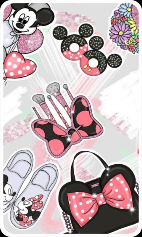 Lovely Mickey Mouse Wallpaper Background For Android Apk