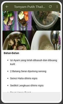 9 resepi ayam untuk kurus screenshot 2