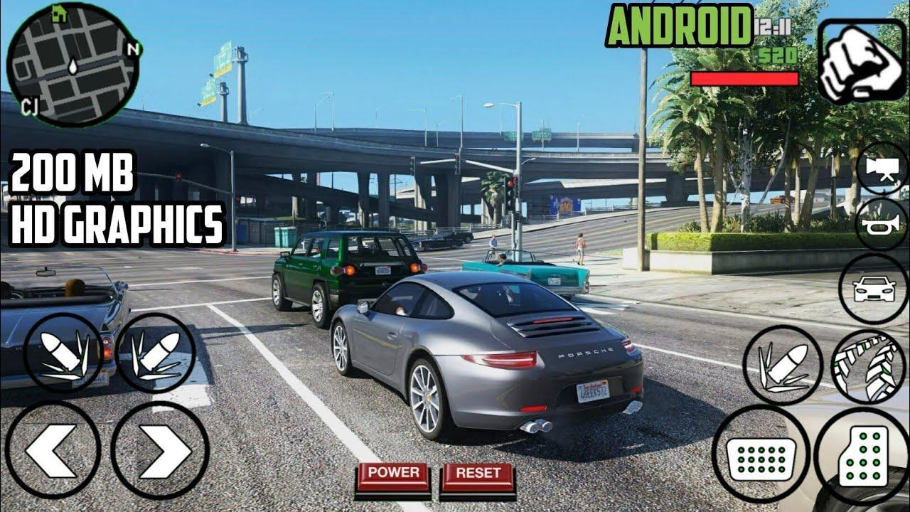Mods For Gta San Andreas For Android Apk Download