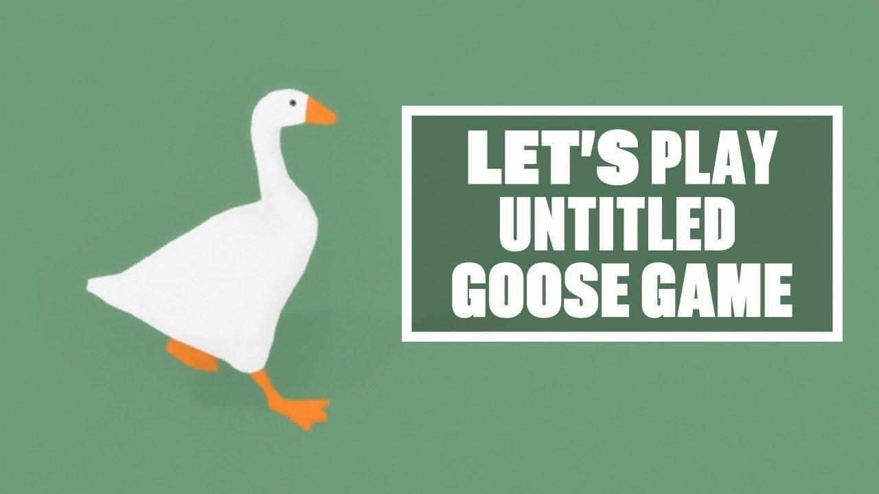 Get Untitled Goose Game Gif Png Images
