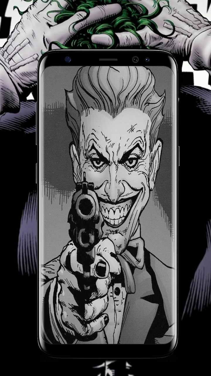 Joker 3D Wallpaper HD For Android APK Download