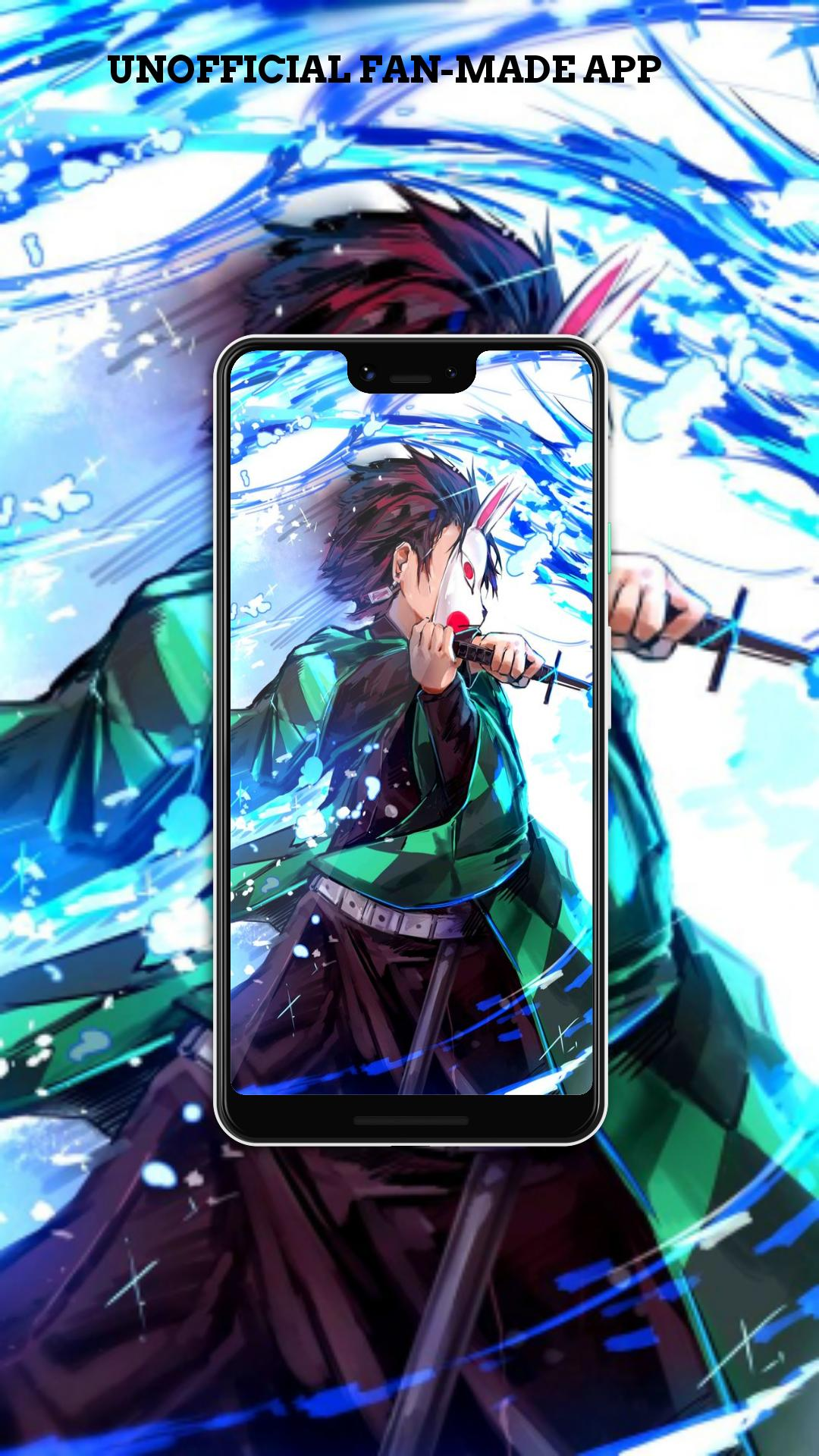 HD Wallpaper of Kimetsu no Yaiba - Demon Slayer pour Android - Téléchargez l'APK