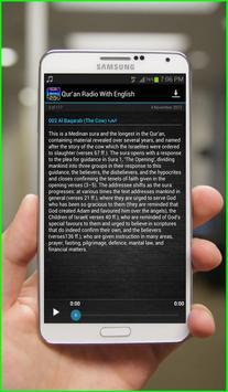 Multi Quran Radio screenshot 4
