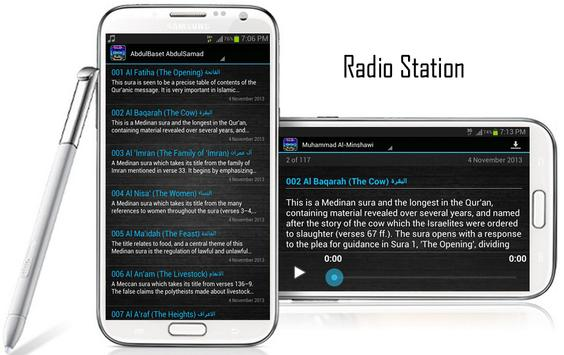 Multi Quran Radio screenshot 6