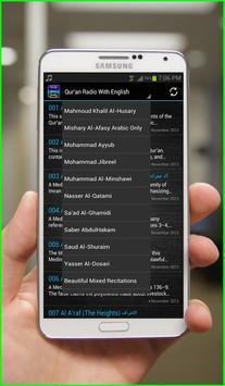 Multi Quran Radio screenshot 3