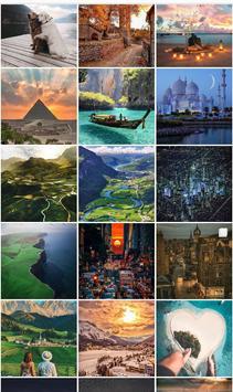 Travel Wallpapers screenshot 1