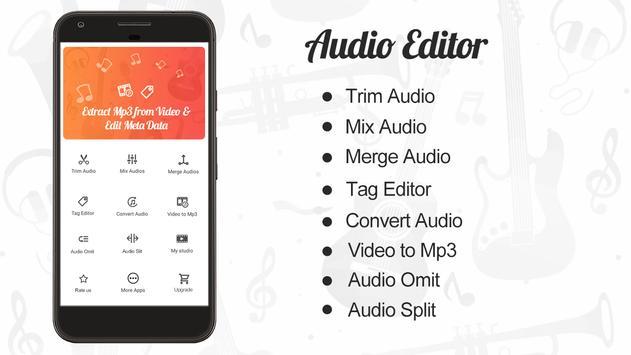 Audio Editor ポスター