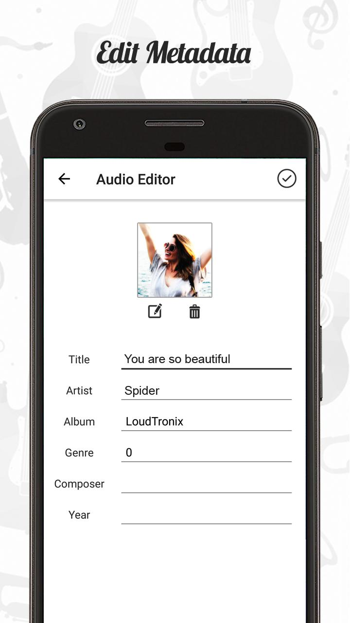 Audio Editor for Android - APK Download
