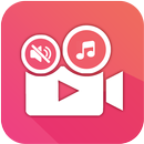 Video Sound Editor: Add Audio, Mute, Silent Video APK Android