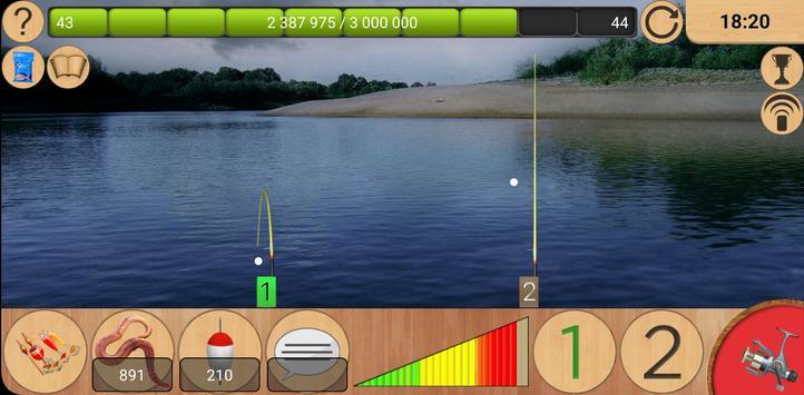 True Fishing. Fishing simulator screenshot 16