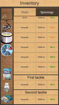 True Fishing. Fishing simulator screenshot 2