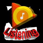 Listening アイコン