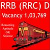 Railway RRC Group D icon