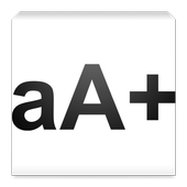 Font Pack icon