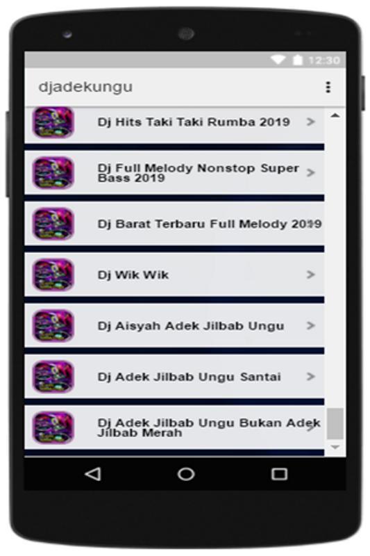 Dj Adek Jilbab Ungu For Android Apk Download