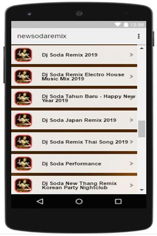 Dj Soda Remix 2019 cho Android - Tải về APK