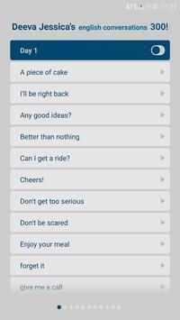 디바제시카의 영어회화 300 تصوير الشاشة 1