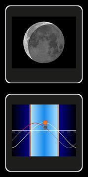 Lunar Phase for SmartWatch screenshot 1