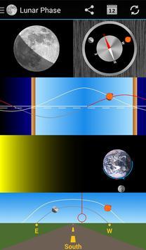 Lunar Phase for SmartWatch screenshot 7