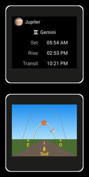 Planetarium for SmartWatch screenshot 2