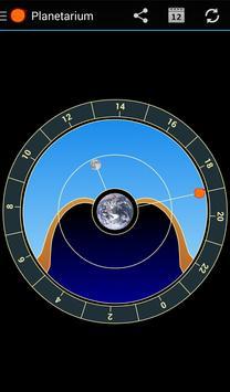 Planetarium for SmartWatch screenshot 5