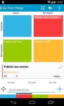 MyEffectiveness Habits - Goals, ToDos, Reminders スクリーンショット 2