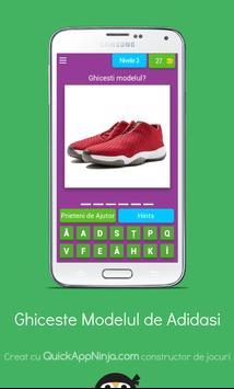 Quiz: Ghiceste modelul adidasului screenshot 3