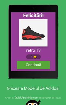 Quiz: Ghiceste modelul adidasului screenshot 15