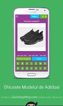 Quiz: Ghiceste modelul adidasului screenshot 2