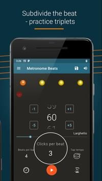 Metronome Beats screenshot 5