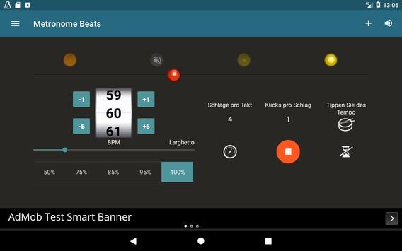 Metronom Beats Screenshot 6