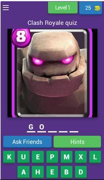 Quiz Royale screenshot 1
