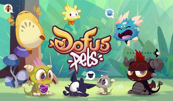 DOFUS Pets 海報