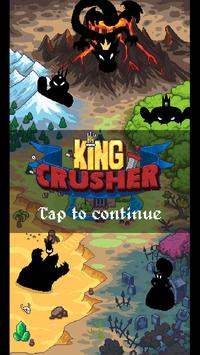 King Crusher plakat